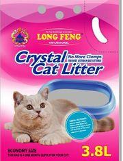 Силикагелевый наполнитель Crystal Cat Litter высшего качества